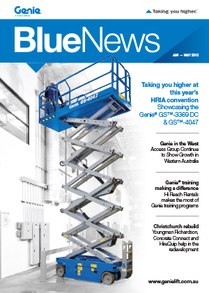 BlueNews - January 2013