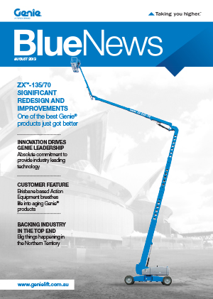 BlueNews - August 2013