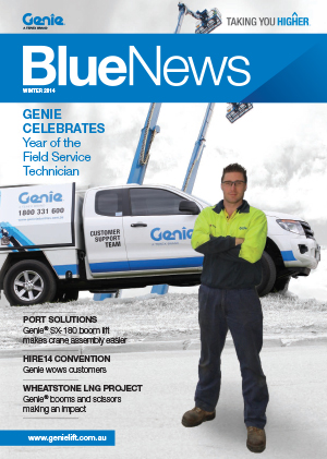BlueNews - Winter 2014