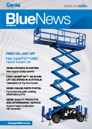 BlueNews - Autumn 2015
