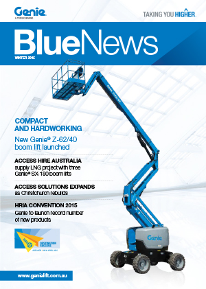 BlueNews - Winter 2015