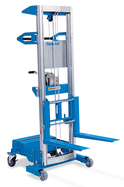 Genie Lift - Counterweight Base