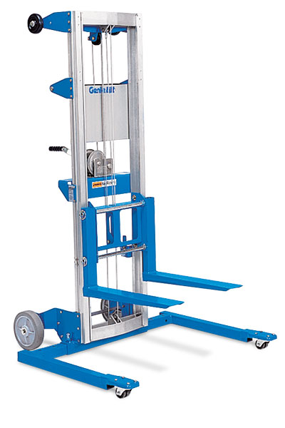 Genie Lift - Straddle Base