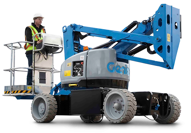 Compact Articulating Boom Lift : Z genie