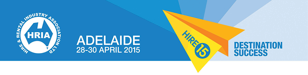 HRIA 2015 - Destination Success