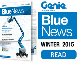 Blue News - Winter 2015