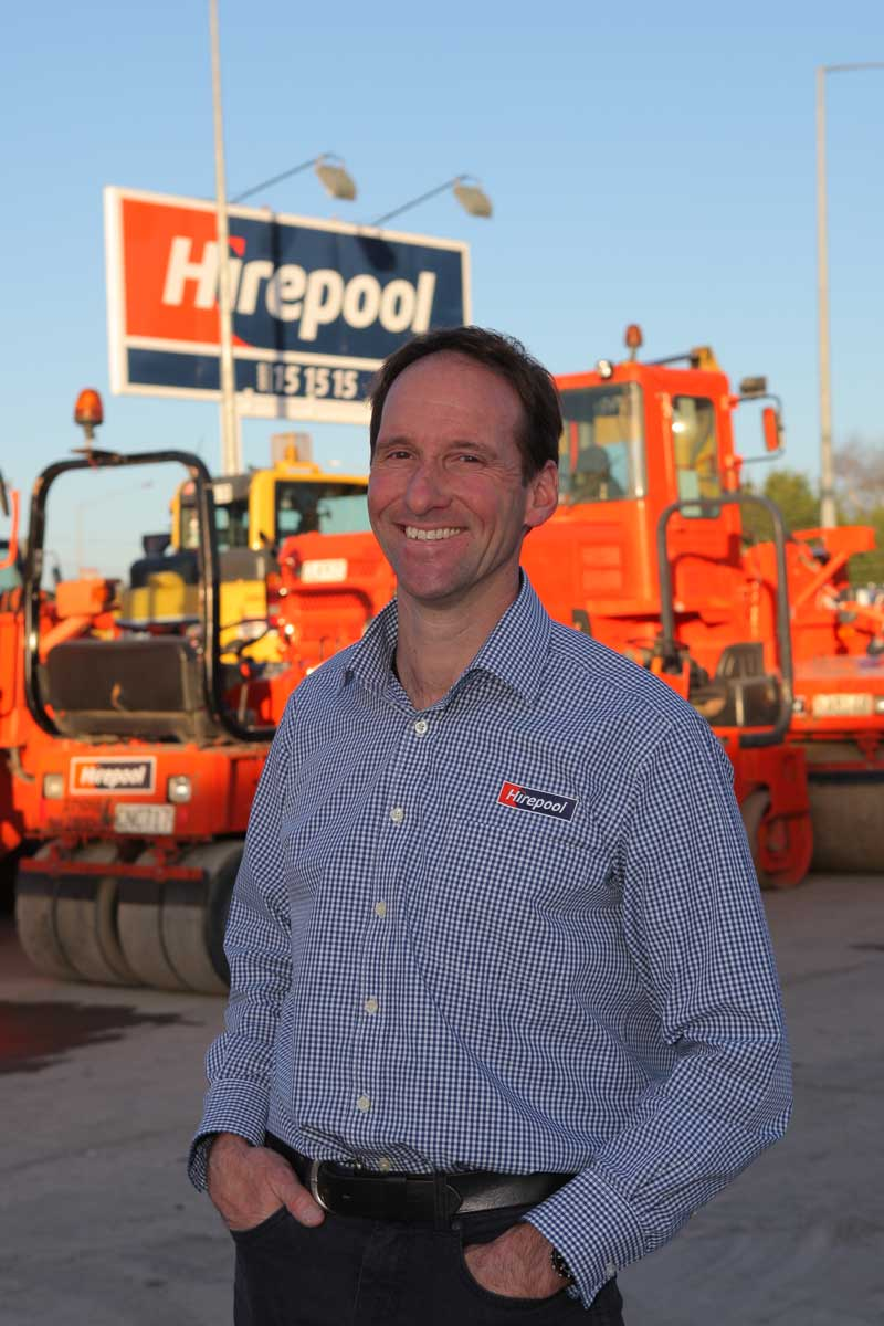 Hirepool is the largest general hire company in NZ and remains wholly committed to the NZ market.