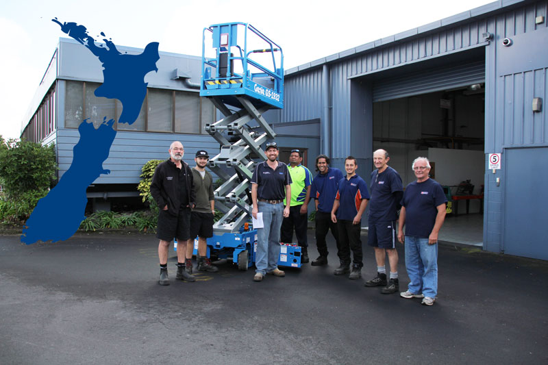 The significance of the New Zealand market has been underscored with Genie recently conducting a series of training sessions in Auckland and Christchurch.