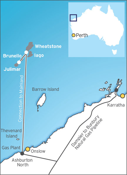 The Wheatstone Project location